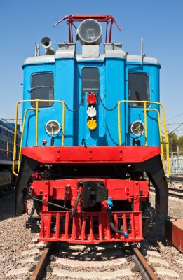 Posters Vieux train