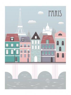 Posters Ville de Paris.