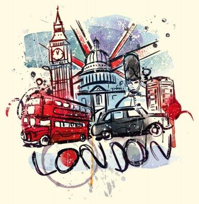 Posters Visit London