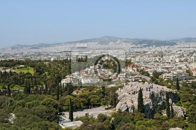 Vue de la Areipagus de Arcopolis