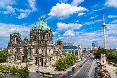 Posters Vue de la cathédrale de Berlin
