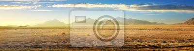 Posters Vue sur le désert