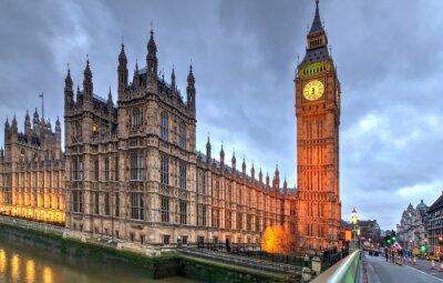 Posters Westminster Big Ben