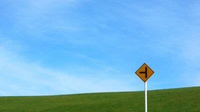 草原 の 交 差点