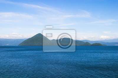 夏 の 洞爺湖