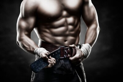 Posters красивое мужское тело