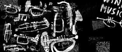 Posters Духовые музыкальные инструменты