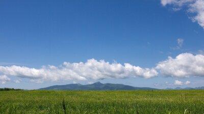北海道 風景 昆布岳