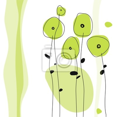 zielone maki