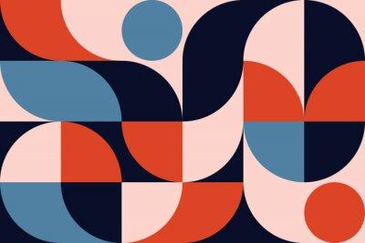 Sticker Abstract Geometry Pattern Artwork