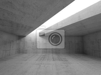 Abstrait architecture minimalisme fond 3d