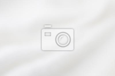 Sticker abstrait floue fond de texture de tissu doux blanc