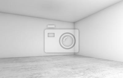Abstrait vide intérieur cg fond