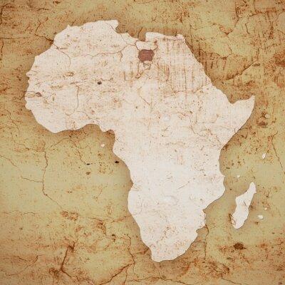 Sticker Afrique