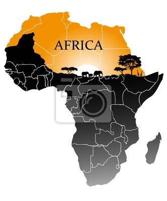 Afrique continent