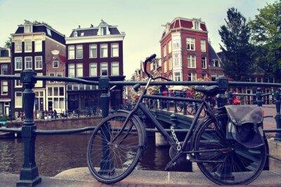 Sticker Amsterdam, Pays-Bas