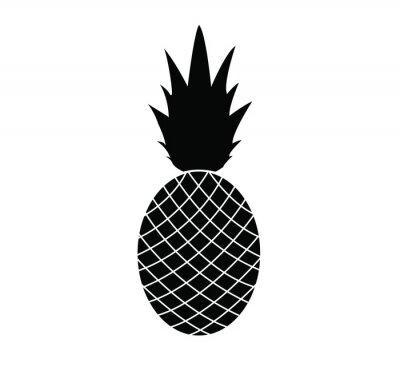 Sticker ananas
