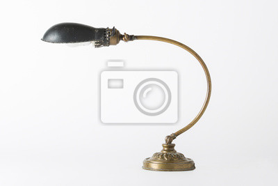 ancienne lampe de chevet articul e brocante 1900 cuivre bronze stickers pc portable. Black Bedroom Furniture Sets. Home Design Ideas