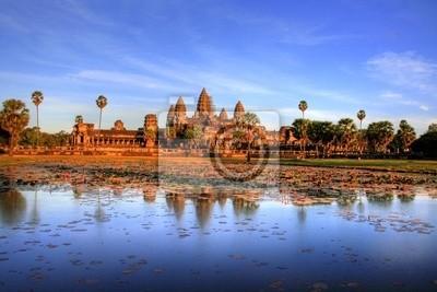 Angkor Wat - Siam Reap, Cambodge / Kambodscha