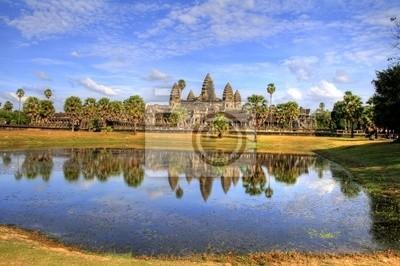 Angkor Wat - Siam Reap - Cambodge / Kambodscha