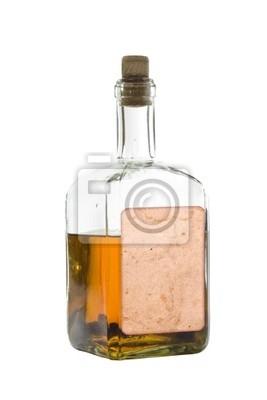 Antique bouteille de spiritueux