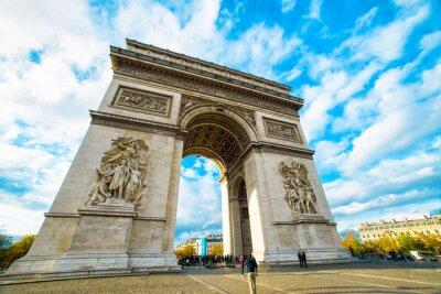 Sticker Arc de Triomphe à Paris