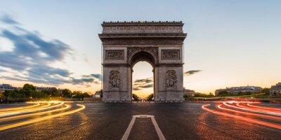 Sticker Arc de Triomphe Paris