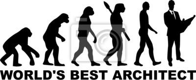 Architecte Architecture Evolution