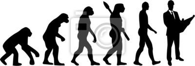 Architecte de la théorie de l'évolution de l'évolution