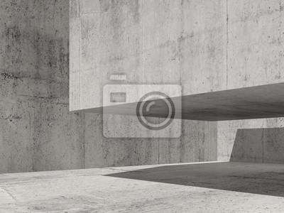Architecture minimaliste contemporaine, 3d