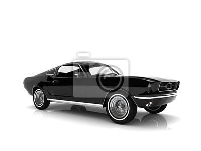 Sticker auto isolé