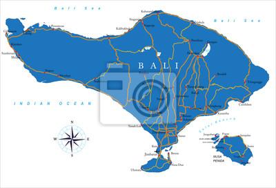Bali carte