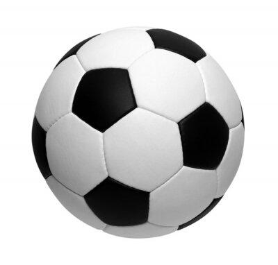 Sticker ballon de soccer