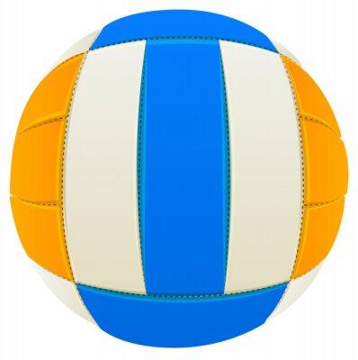 Sticker Ballon de volley-ball