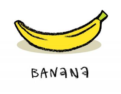 Sticker banane