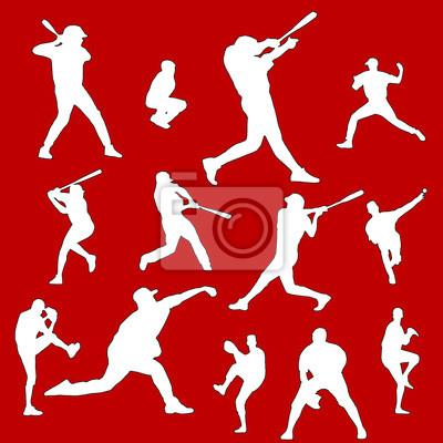 baseball sagome
