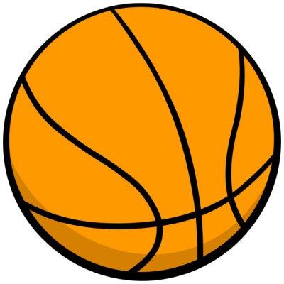 Sticker Basket-ball