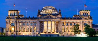 Sticker Bâtiment du Reichstag à Berlin