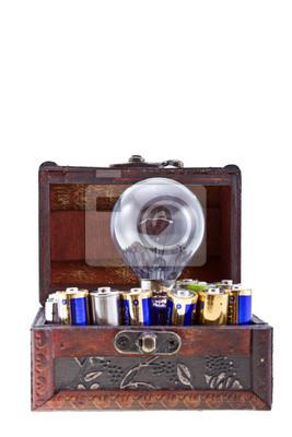 Batteries énergie pour avoir une idée 2