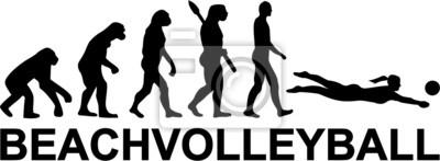 Beach-volley Evolution