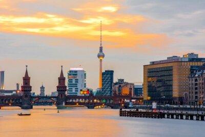 Sticker Berlin, Allemagne