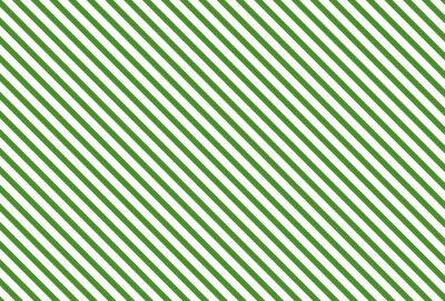 Sticker blanc vert Stripes diagonal