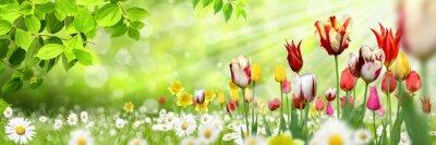 Sticker Blumen 1030