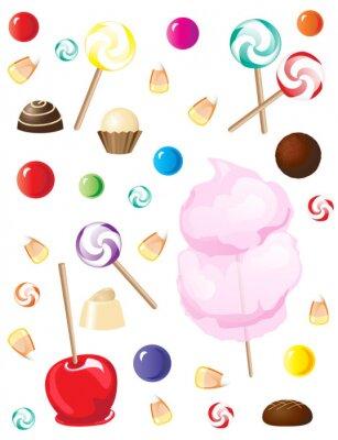 Sticker Bonbons