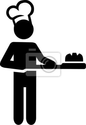 Boulanger boulangerie Illustration