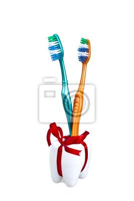 brosses à dents de cadeaux