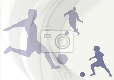 calcio onda blu