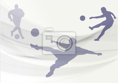 calcio onda grigia