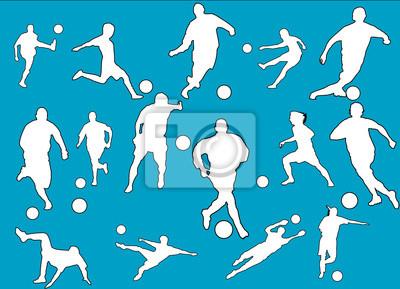 calcio sagome