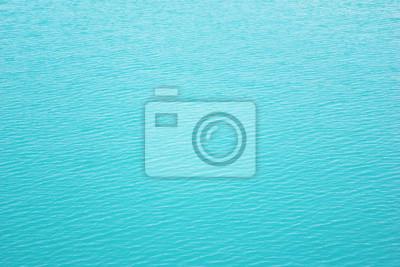 Calme de la mer. Eau turquoise